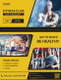 Fitness Salon Flyer Design Template