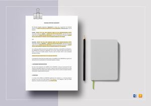 /4374/Moveable-Hypothec-Agreement-Template