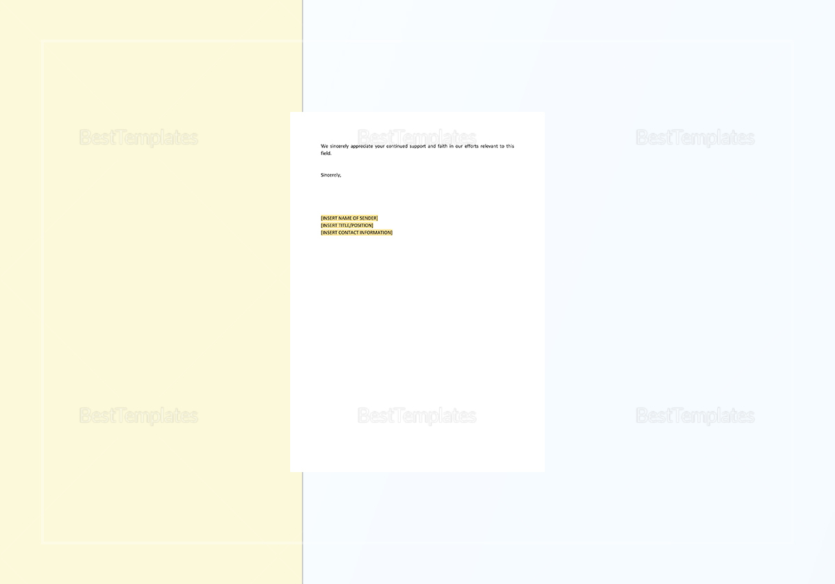 Sample Apology for System Downtime or Irregular Service Template