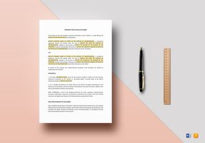 /4393/Contract-for-the-Sale-of-Goods-Template