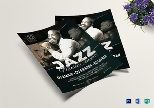 /450/Jazz-Music-Concert-Flyer