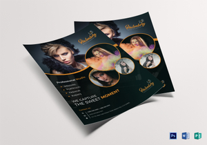 /451/Professional-Custom-Design-Photography-Flyer