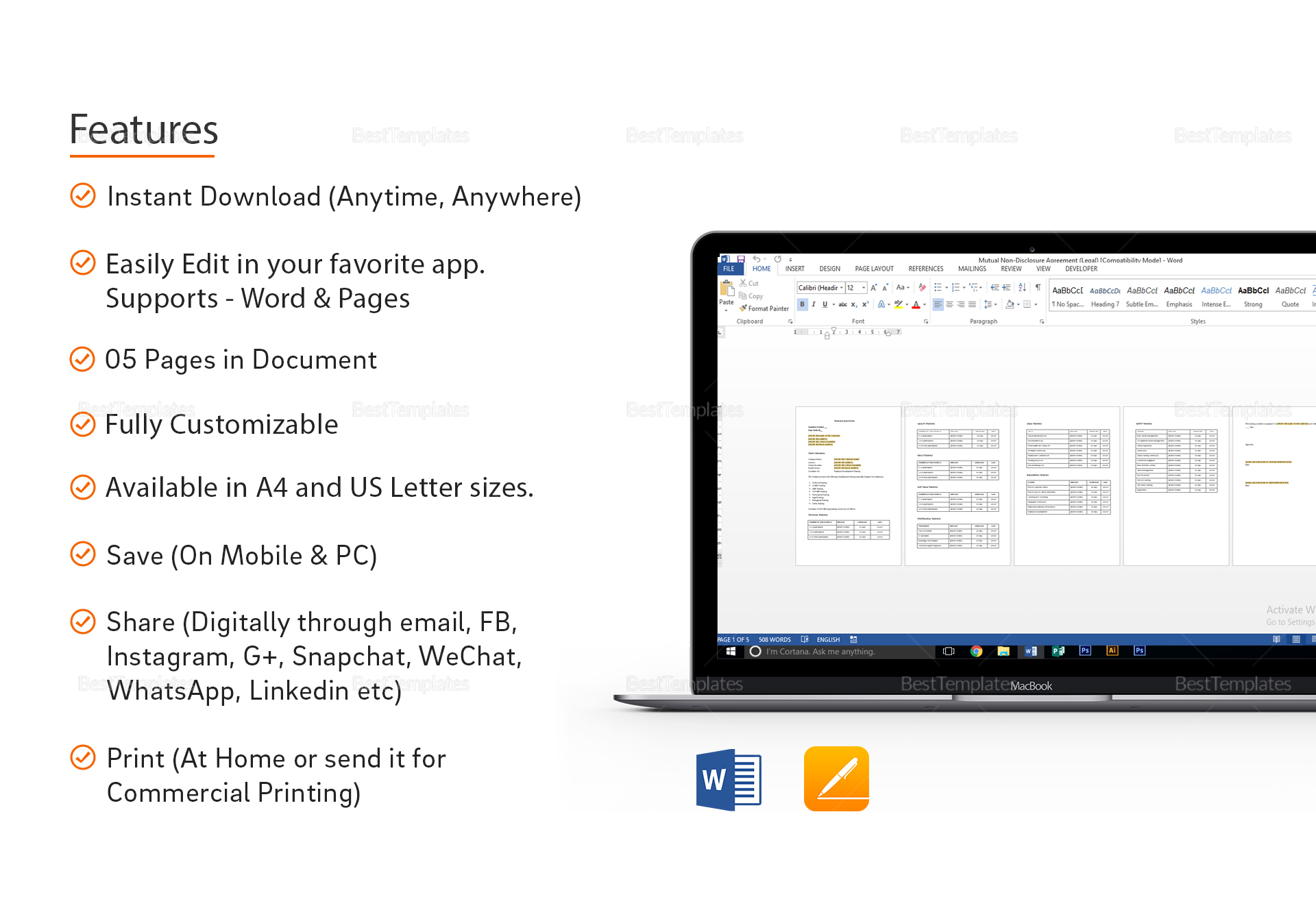 36+ training proposal templates pdf, doc | free & premium templates.
