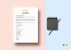 /4671/Student-Questionnaire-Template