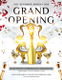 Premium Grand Opening Flyer Design  Template