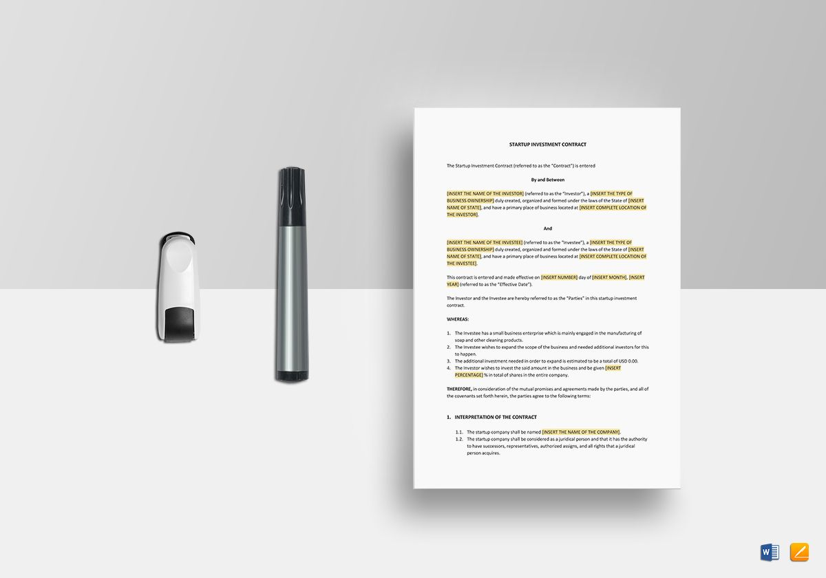 Founders agreement template | lofts at cherokee studios.