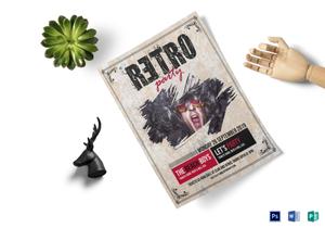 /504/Retro-Style-Concert-Flyer