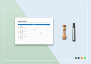 /5108/revision-timetable-template-Mockup