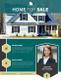 Corporate Real Estate Flyer Design Template