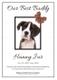 Premium Pet Memorial Card
