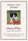 Humans Best Pet Funeral Program