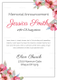 Editable Mother Funeral Announcement