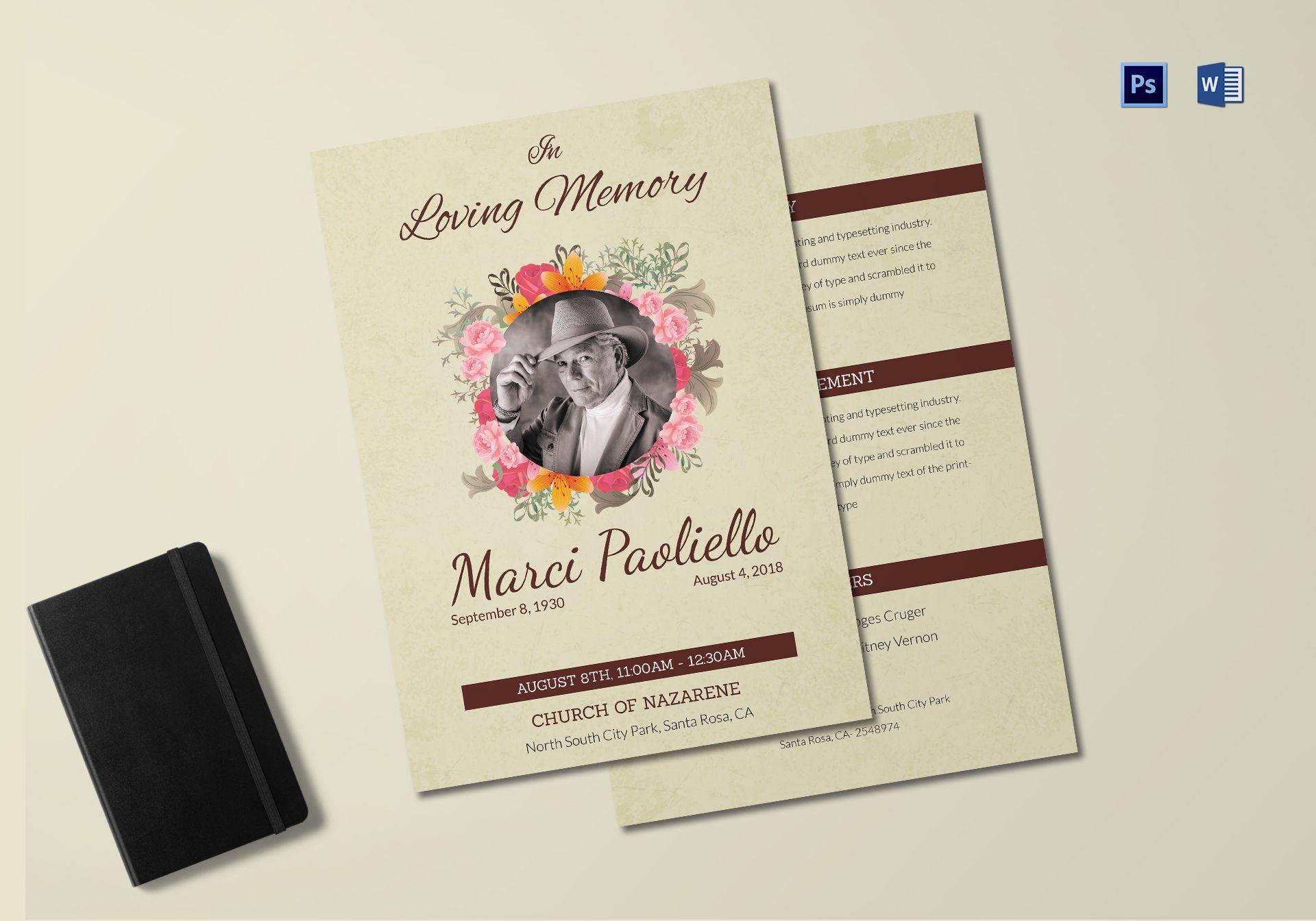 Memorial Funeral Resolution