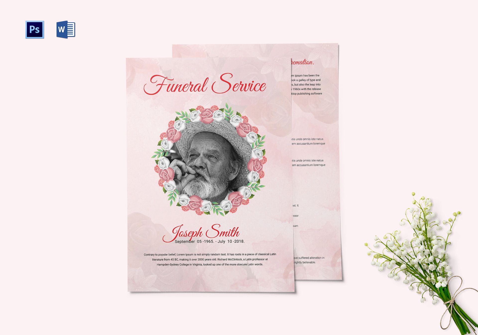 Customizable Funeral Service