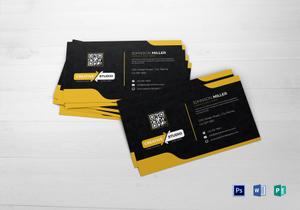 /533/Graphic-Designer-business-card