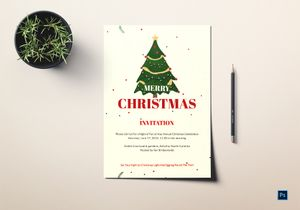 /5348/Christmas-Celebration-Invitation-Template