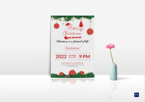 /5357/Family-Chrismas-Party-Invitaion-Template
