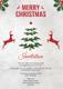 Printable Christmas Party Invitation