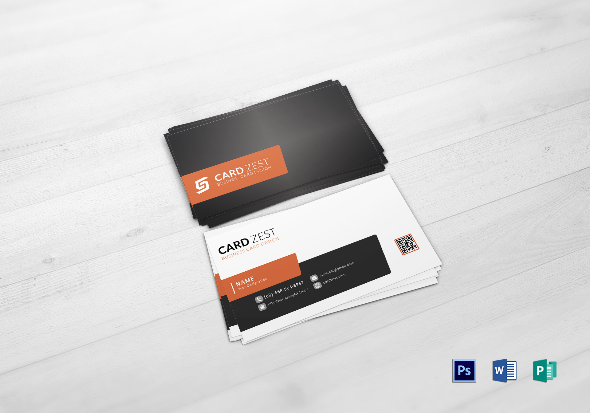 Multi-Purpose Business Card