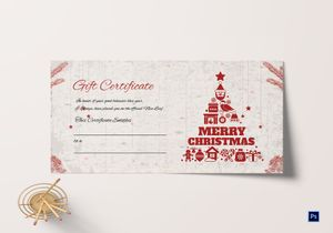 /5384/Merry-Christmas-Gift-Certificate-Template