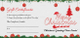 Printable Merry Christmas Gift Certificate