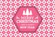Editable Christmas Thank You Card