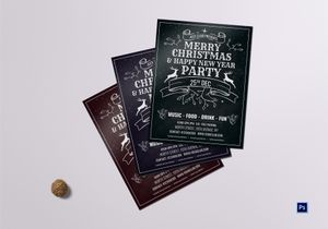 /5452/Christmas-Party-Invitation-Flyer