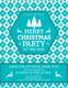 Christmas DJ Party Flyer