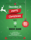 Xmas Musical Party Flyer