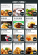 Lunch Menu Restaurant Template