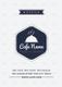 Cafe Menu Table Tent Template