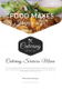 Food Catering Service Menu Template