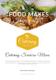 Food Catering Service Menu Design