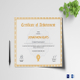 Achievement Certificate TemplateAchievement Certificate Template