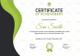 Sample Bowling Award Certificate Template