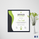 Sample Bowling Award Certificate