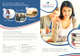 College Bi Fold Brochure Template 1