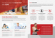 Higher Educational Brochure Design Template