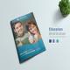 Education Bi Fold Brochure