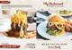 Restaurant Bi Fold Brochure Template