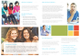 University - College Bi-Fold Brochure Template 2