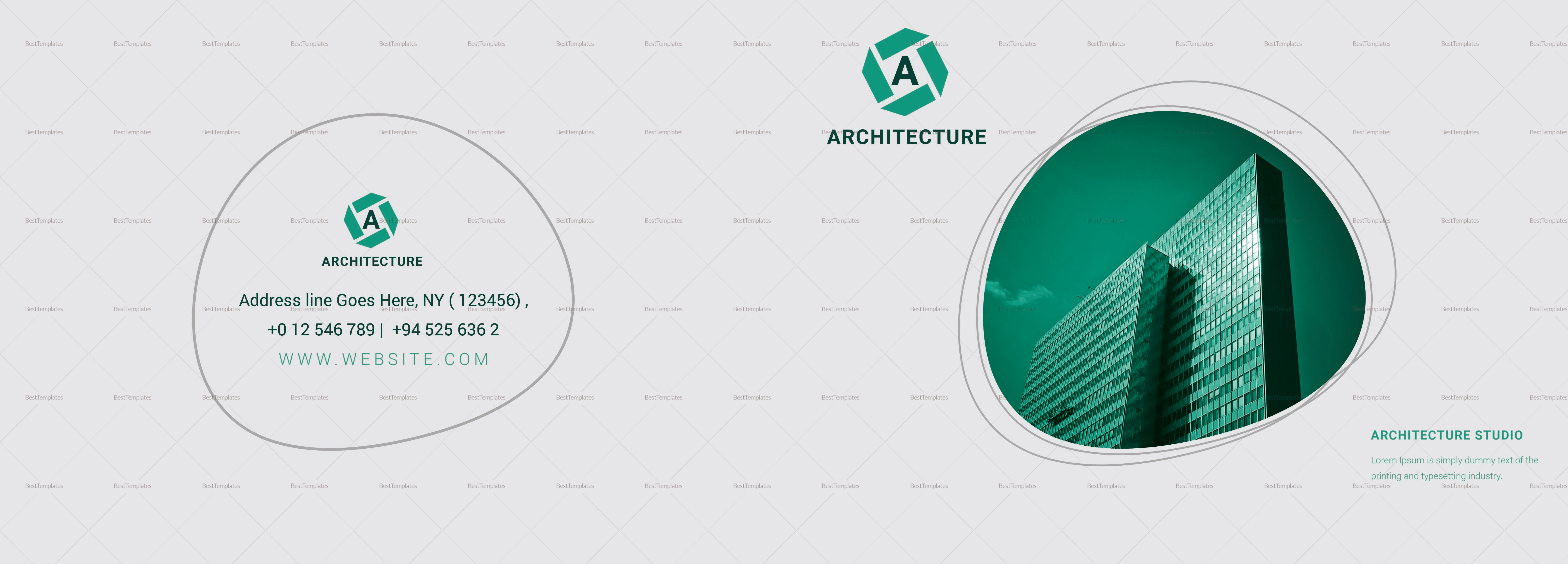 Prime Architecture Brochure Template