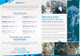 Event Management Bi Fold Brochure Design Template