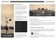 Golf Bi Fold Brochure Design Template