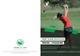 Golf Tournament Bi Fold Brochure Template