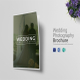 Bi Fold Wedding Photography Brochure
