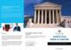 Legal Brochure Tri Fold Template