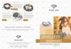 Jewellery Bi Fold Brochure Template