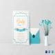 Baby Girl Shower Invitation Template
