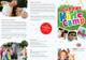 Kids Camp Tri Folding Brochure Template